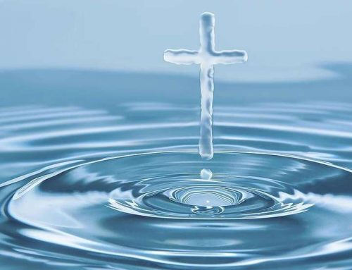 What does it mean to be baptized with the Holy Spirit?