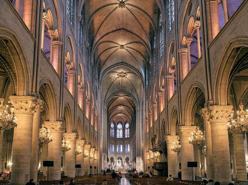 Cathedral at Notre Dame