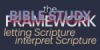Bible Study Framework Logo