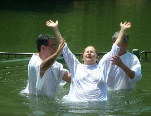 Is baptism required for salvation?