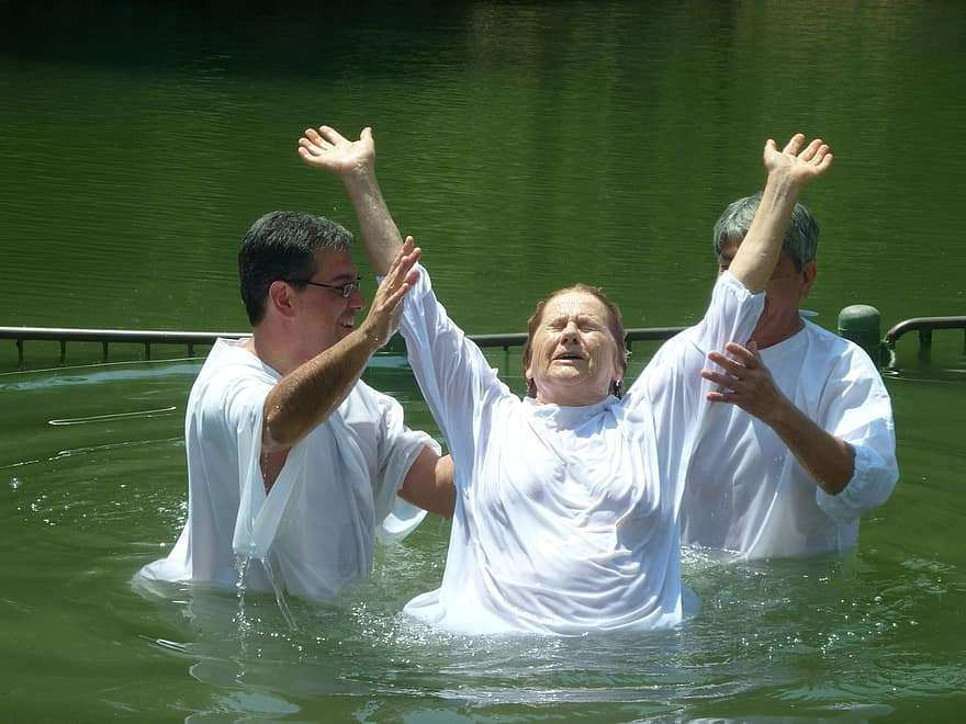 Baptism for Salvation