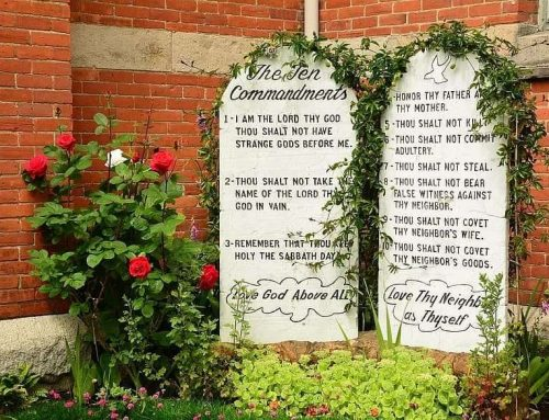Are Christians under the Ten Commandments today?